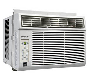 Simplicity 12000 BTU Window Air Conditioner - SAC12007EE