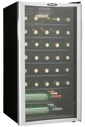 Danby 35 Bouteille Refroidisseurs à vin - DWC350BLP