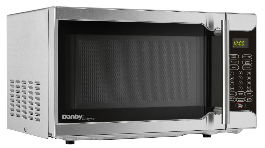 Dmw07a2ssdd Danby Designer 0 7 Cu Ft Microwave En