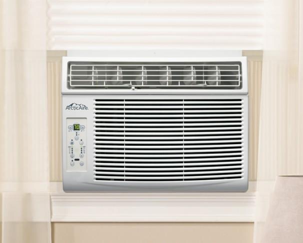 Aac060eb1g arcticaire 6000 btu window air conditioner en for 15 inch wide window air conditioners