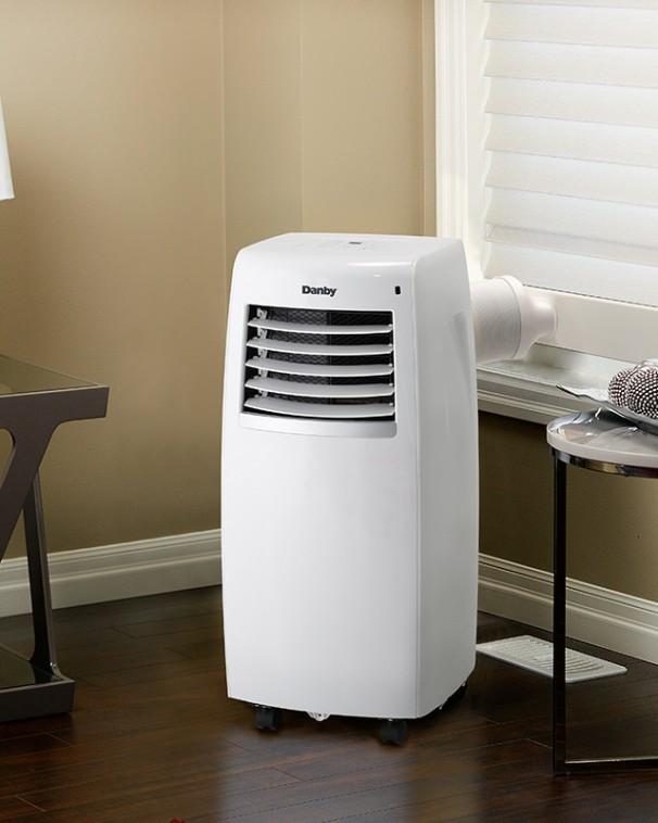 Dpa100b2wdb Danby 10000 Btu Portable Air Conditioner En