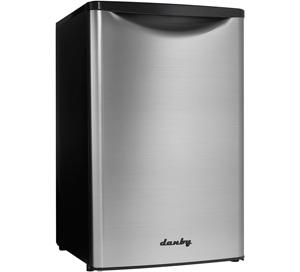 Danby 4.4 cu. ft. Compact Refrigerator - DAR044CA6BSLDB