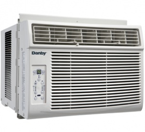 Danby 6000 BTU Window Air Conditioner - DAC060ECB2GDB
