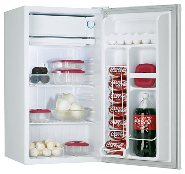 Dcr032a2w cor1 danby 32 cu ft compact refrigerator en view image gallery aloadofball Gallery