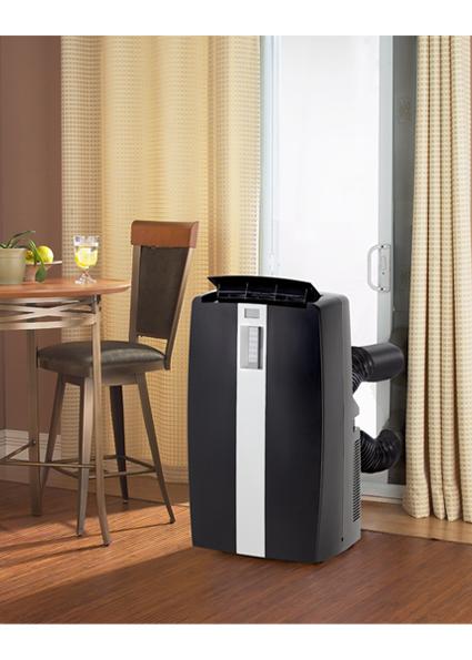 Dpac12011bl Premiere 12000 Btu Portable Air Conditioner En