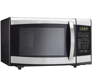 Danby Designer 0.7 cu. ft. Microwave - DMW077BLSDD