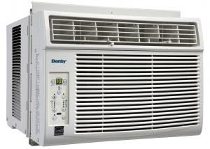 Danby 8000 BTU Climatiseurs de fenêtre - DAC080EUB2GDB