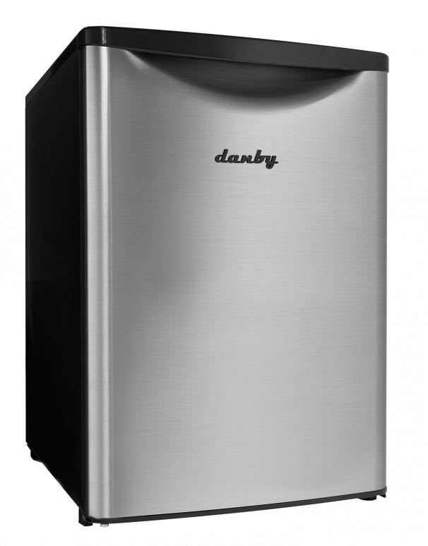 Danby 2.6 pi3 Réfrigération Compact - DAR026A2BSLDB
