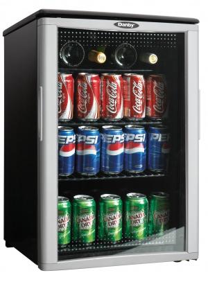 Danby 80 Canette Refroidisseurs de boisson - DBC259BLP