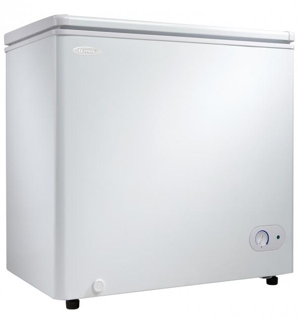 Danby 5.5 cu. ft. Freezer - DCF550W1