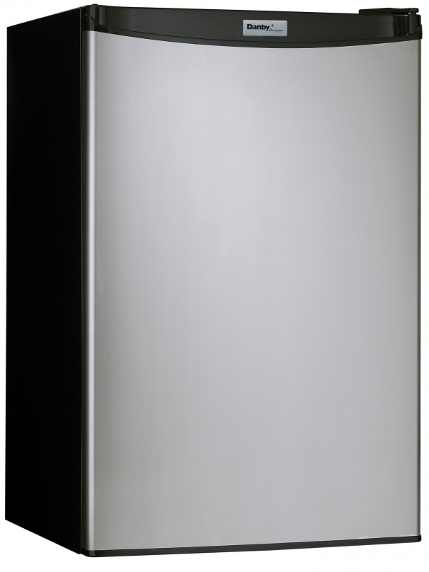 Danby Designer 4.3 cu. ft. Compact Refrigerator - DCR122BSLDD