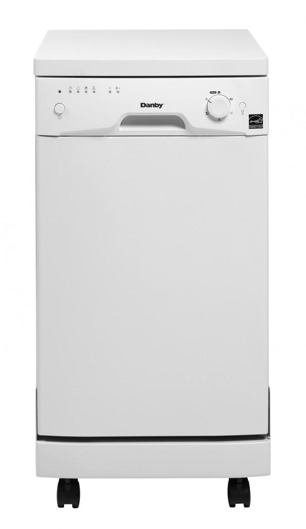 Danby Countertop Dishwasher Manual : DDW1801MWP Danby 8 Place Setting Dishwasher EN