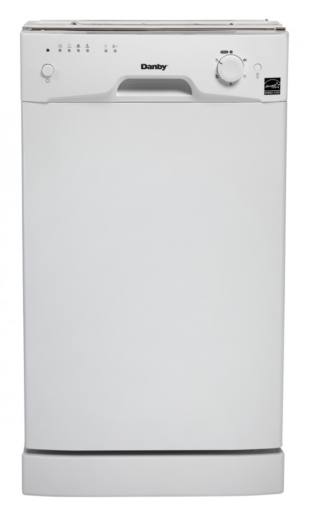 Danby 8 Place Setting Dishwasher - DDW1801MW