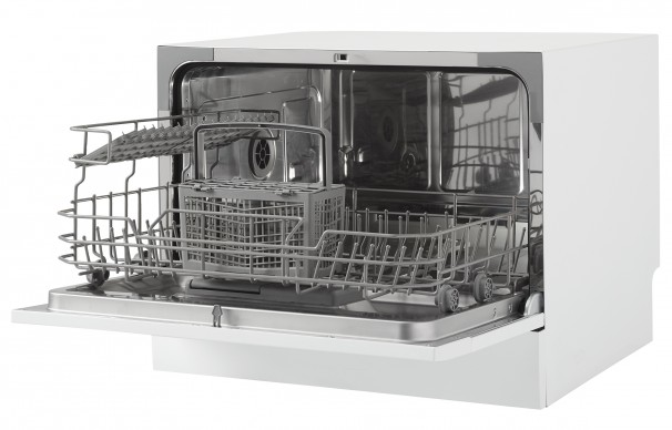 Danby Countertop Dishwasher Manual : DDW621WDB Danby 6 Place Setting Dishwasher EN