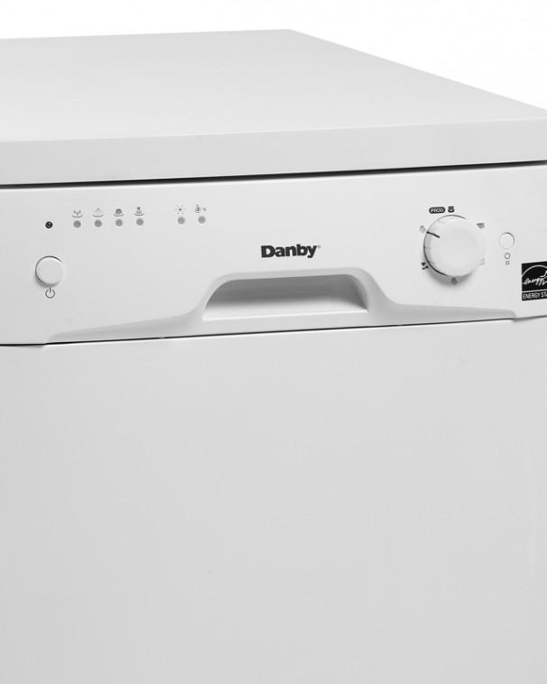DDW1899WP-1 | Danby 8 Place Setting Dishwasher | EN-US