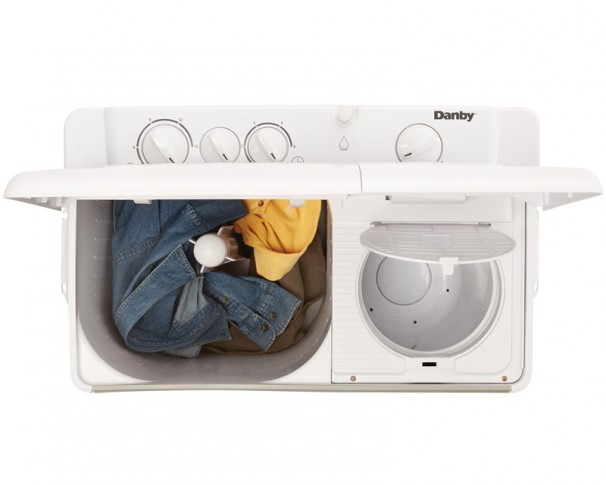 Danby 9.9 Lb Washing Machine. DTT100A1WDB. View Image Gallery