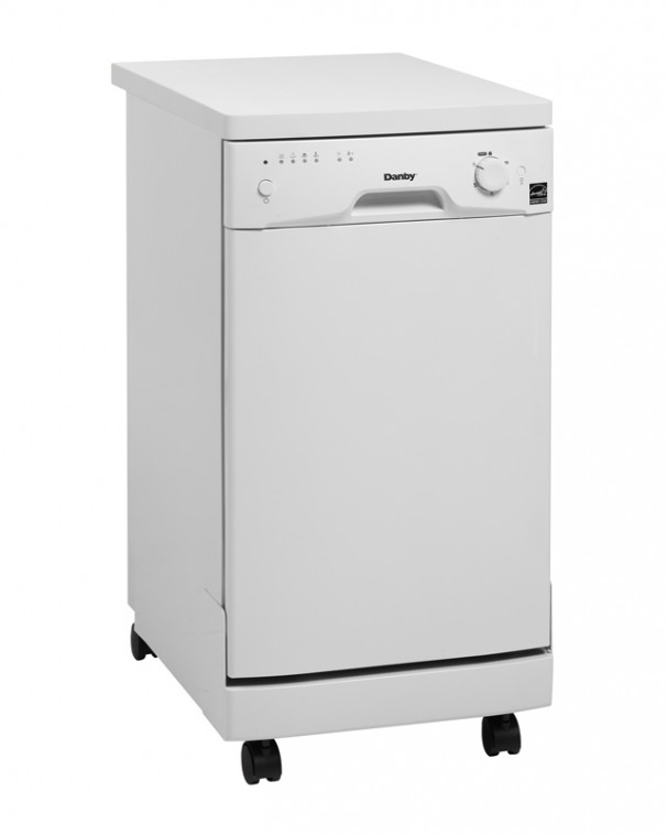 Danby 8 Place Setting Dishwasher - DDW1899WP-1