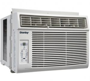 Danby 6000 BTU Climatiseurs de fenêtre - DAC060EB2GDB
