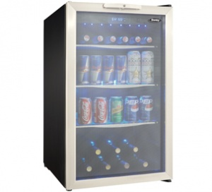 Danby 124 (355mL) Can Capacity Beverage Center - DBC039A1BDB
