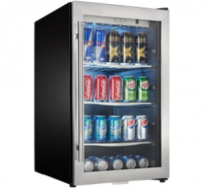 Danby 124  Refroidisseurs de boisson - DBC434A1SDB