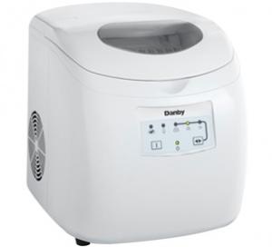 Danby 2 lb Ice Maker - DIM2500WDB