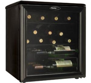 Danby Designer 17 Bouteille Refroidisseurs à vin - DWC172BL