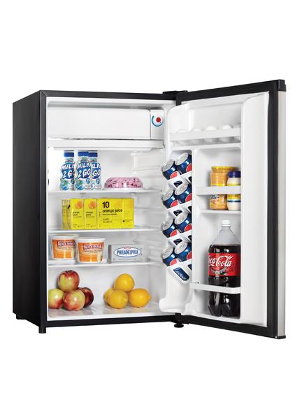DCR122BSLDD | Danby Designer 4 3 cu  ft  Compact Refrigerator | EN-US