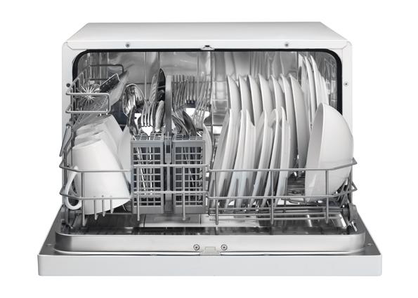Danby Countertop Dishwasher Manual : DDW611WLED Danby 6 Place Setting Dishwasher EN
