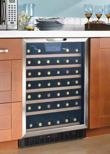 Dwc508bls Danby Designer 50 Bottle Wine Cooler En Us