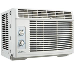 ArcticAire 5000 BTU Climatiseurs de fenêtre - AAC050MB1G