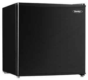 Danby 1.6  Compact Refrigerator - DCR016C1BDB