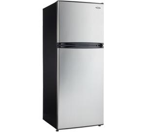 Danby 10  pi3 Réfrigérateurs pour petites surface - DFF100A1SLDB