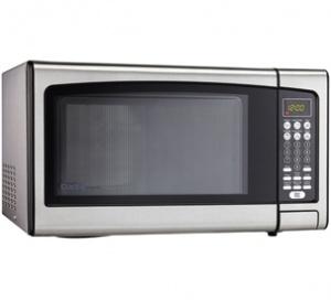 Danby Designer 1.1 cu. ft. Microwave - DMW111KPSSDD