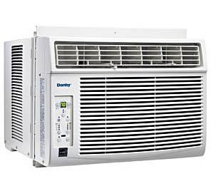 Danby 7000  Climatiseurs de fenêtre - DAC7077EE