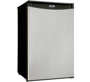 Danby Designer 4.4 cu. ft. Compact Refrigerator - DAR044A5BSLDD
