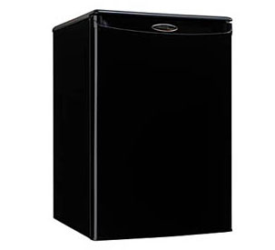 Danby Designer 2.5 cu. ft. Compact Refrigerator - DAR259BL