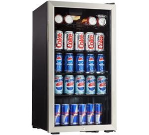 Danby 120 Canette Refroidisseurs de boisson - DBC120BLS