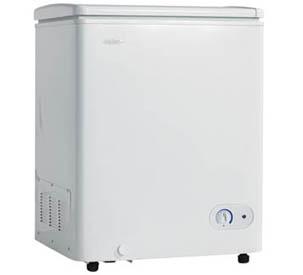 Danby 3.6 cu. ft. Freezer - DCF401W