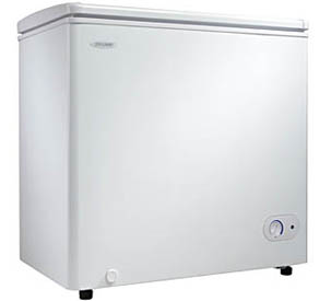 Diplomat 5.3 cu. ft. Chest Freezer - DCF053A1WM