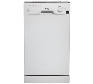 Danby 8 Place Setting Dishwasher - DDW1809W-1