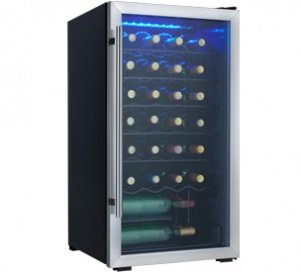 Danby Designer 30  Refroidisseurs à vin - DWC310BLSDD