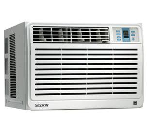 Simplicity 5000  Climatiseurs de fenêtre - SAC5000EE