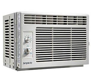 Simplicity 5200  Climatiseurs de fenêtre - SAC5207M