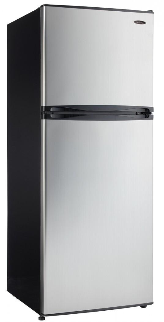 Danby Designer 10 pi3 Réfrigérateurs pour petites surface - DFF100C2BSSDD