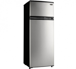 Danby Designer 7.4  Apartment Size Refrigerator - DPF074B1BSLDD