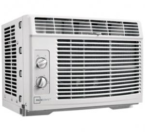 Mainstays 5000 BTU Window Air Conditioner - MAC050MB1G