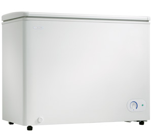 Danby 7.2 cu. ft. Chest Freezer - DCF072A2WDB1