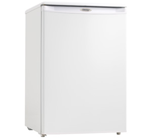 Danby Designer 4.3 cu. ft. Upright Freezer - DUFM043A1WDD