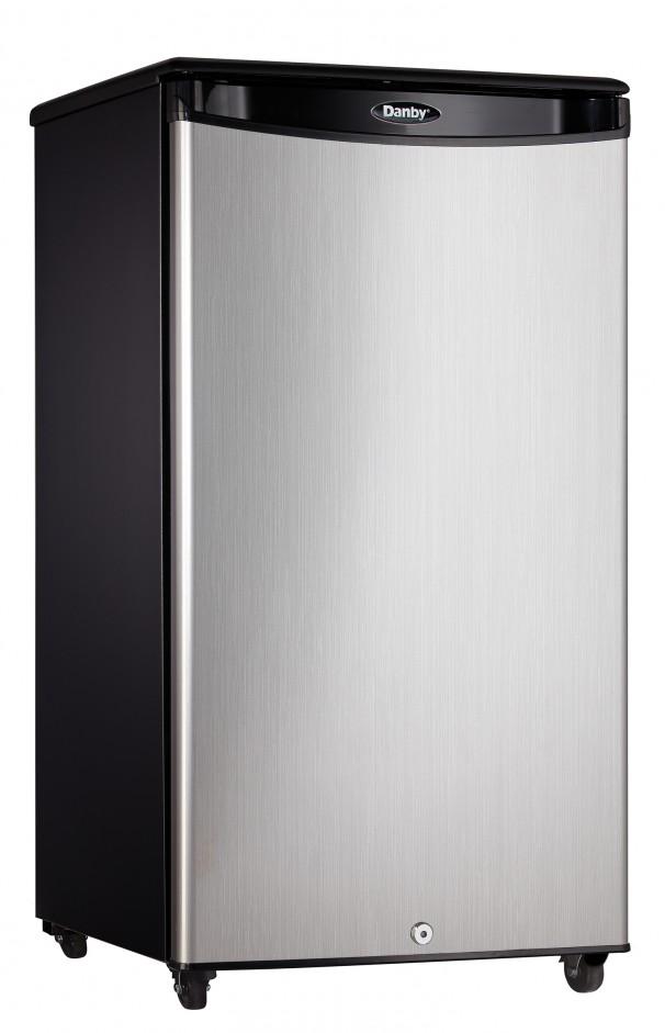 Danby 3.3 pi3 Extérieur Réfrigération Compact - DAR033A1BSLDBO