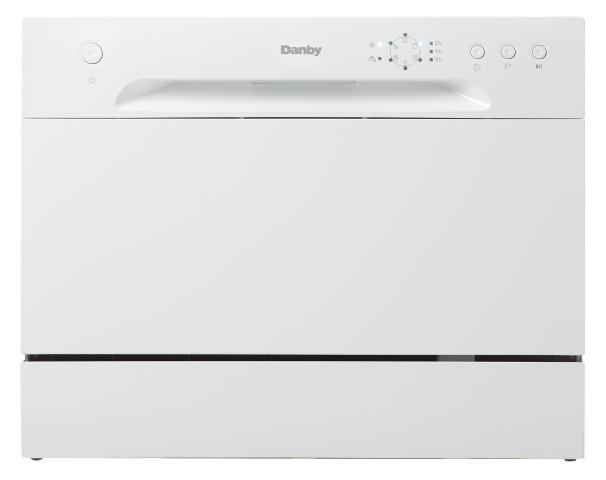 Danby 6 Place Setting Countertop Dishwasher - DDW621WDB
